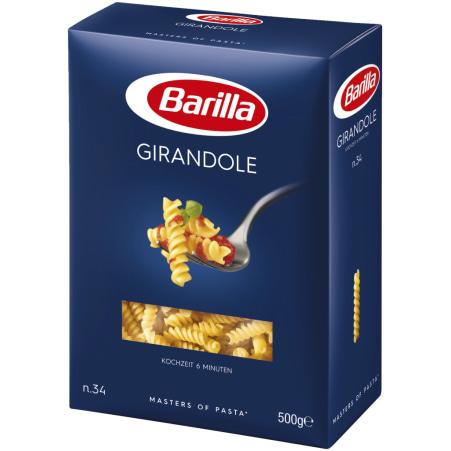 Barilla Girandole Nr. 34