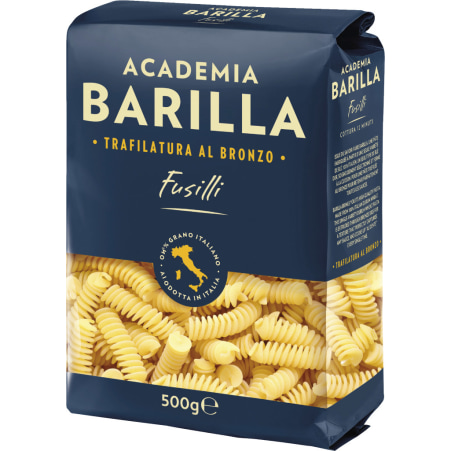 Academia Barilla Academia Fusilli
