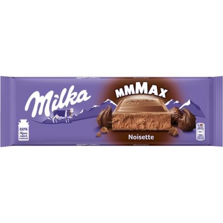 MILKA Schokolade Noisette 270 gr