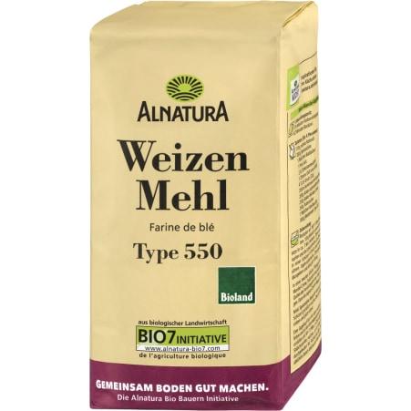 Alnatura Bio Weizenmehl Type 550