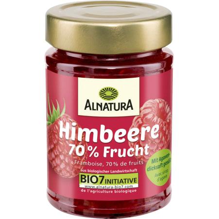 Alnatura Bio Fruchtaufstrich Himbeere mit Agavendicksaft