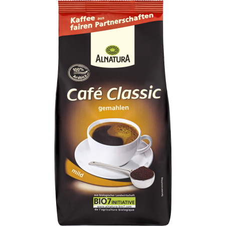 Alnatura Bio Cafe Classic gemahlen