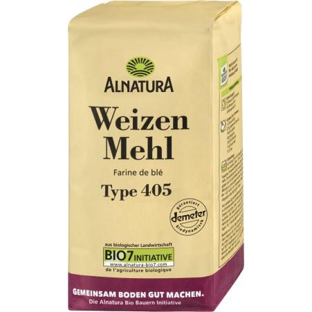 Alnatura Bio Weizenmehl Type 405