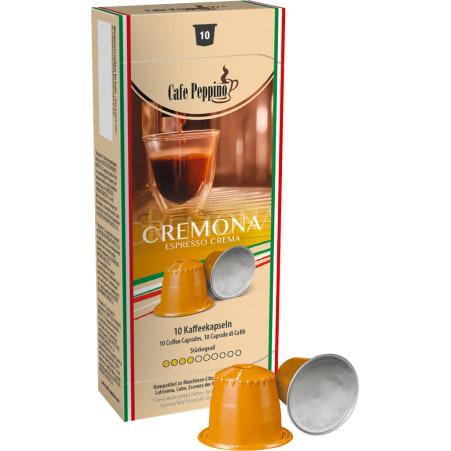 Cafe Peppino  Cremona 10 Kapseln