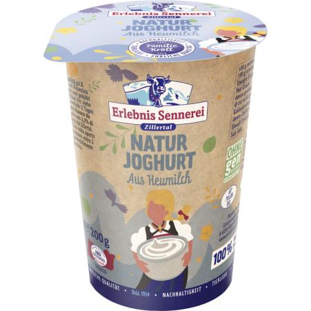 ErlebnisSennerei Zillertal Naturjoghurt 3,5% 200 gr