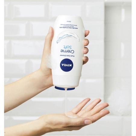 NIVEA Creme Soft Pflegedusche Duschgel