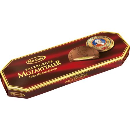 MIRABELL Mozarttaler Geschenkpackung 5 Stück