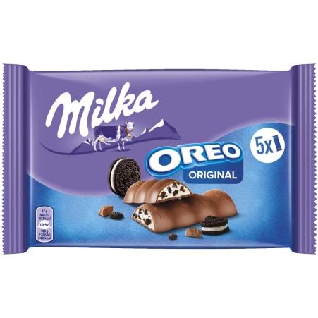 MILKA Riegel Oreo 5er-Packung