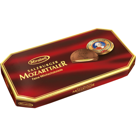 MIRABELL Mozarttafeln Geschenkpackung
