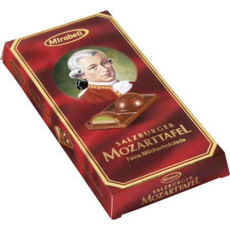 MIRABELL Mozarttafel