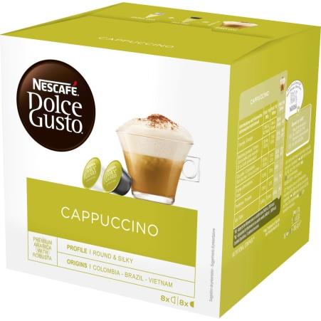 NESCAFE Dolce Gusto Cappuccino 16 Kapseln
