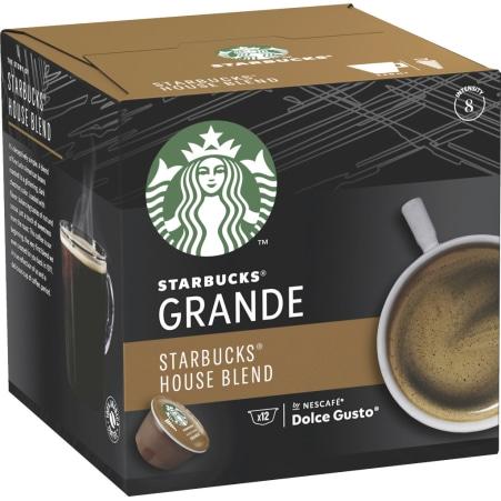 STARBUCKS Dolce Gusto Medium House Blend Grande