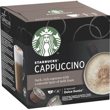 STARBUCKS Dolce Gusto Cappuccino