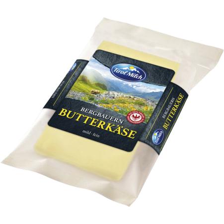 Tirol Milch Bergbauern Butterkäse 45%
