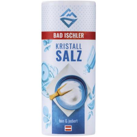 Bad Ischler Kristallsalz fein jodiert