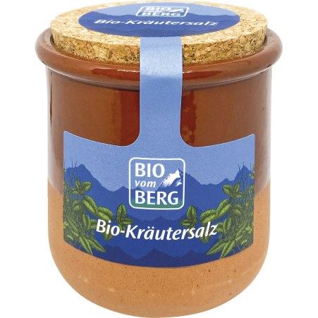 BIO vom BERG Bio Tiroler Kräutersalz