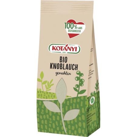 Kotányi Bio Knoblauch gemahlen