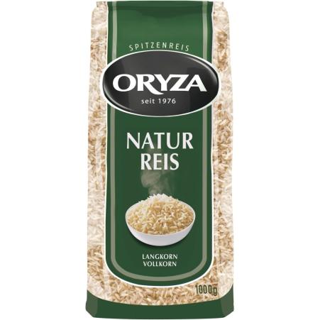 ORYZA Reis Rundkorn Reis