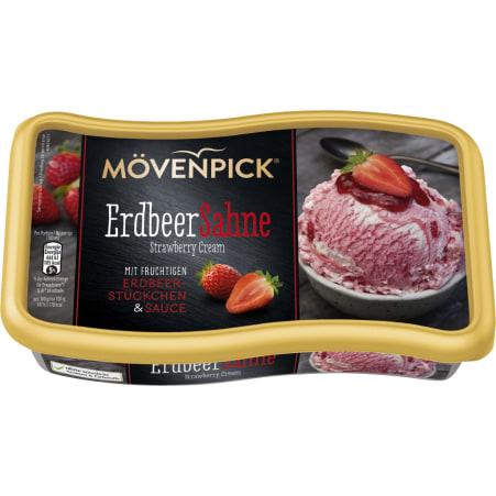 MOEVENPICK Erdbeer Sahne
