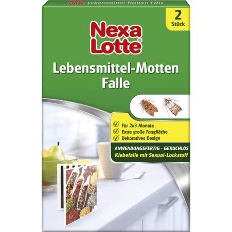 Nexa Lotte Lebensmittel Mottenfalle