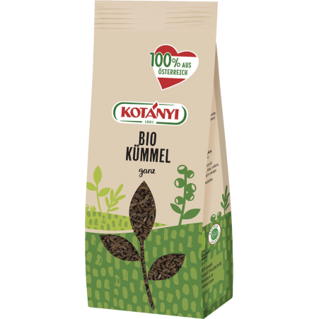 Kotányi Bio Kümmel ganz