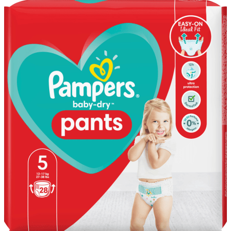 Pampers baby-dry Pants Gr. 5