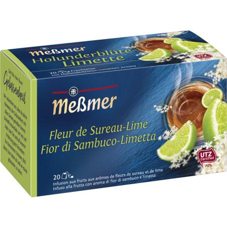 MESSMER Holunderblüten Limette