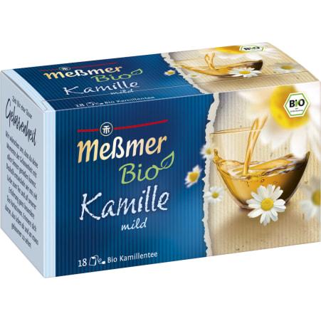MESSMER Bio Kamille 18er-Packung