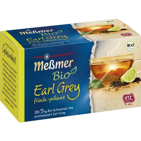 MESSMER Bio Earl Grey