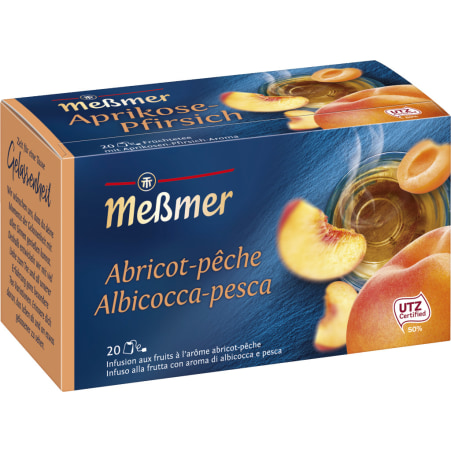 MESSMER Aprikose Pfirsich