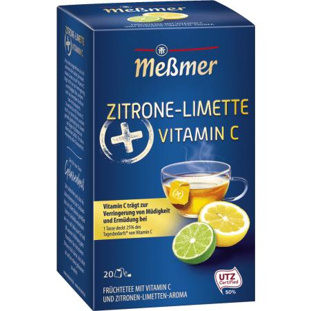 MESSMER Plus-Tee Zitrone-Limette
