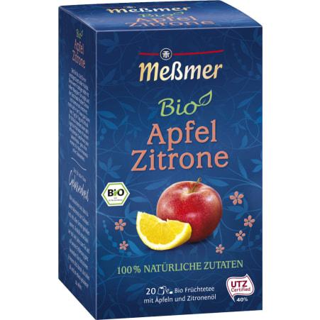 MESSMER Bio Apfel-Zitrone
