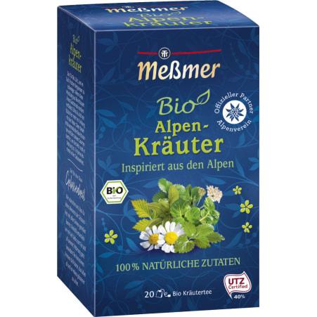 MESSMER Bio Alpenkräuter