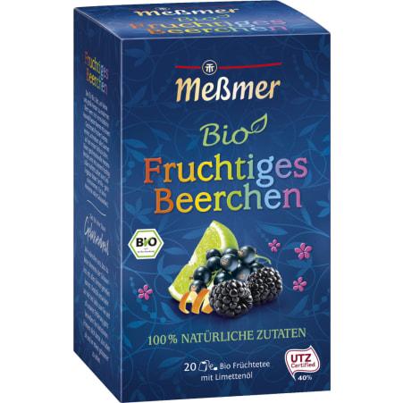 MESSMER Bio Fruchtiges Beerchen