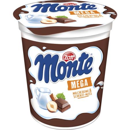 Zott Monte Monte Mega XXL Milchdessert