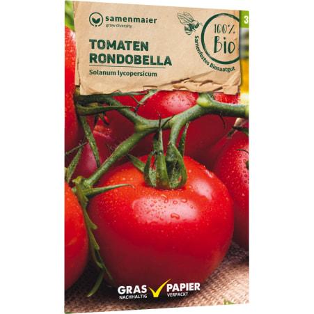 Samen Maier Bio Bio Samen Tomate Rondobella