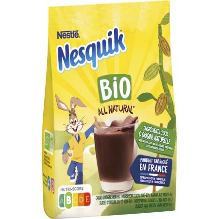 NESTLE Bio Nesquik All Natural Organic