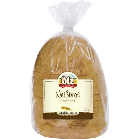 Ölz der Meisterbäcker Weißbrot geschnitten