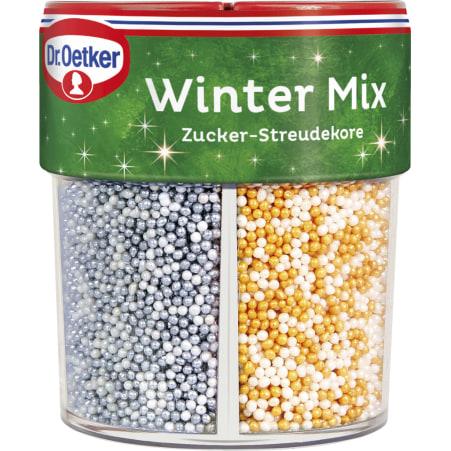 Dr. Oetker Dr. Oetker Winter Mix Streudekor
