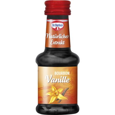 Dr. Oetker Dr. Oetker Bourbon Vanille Extrakt