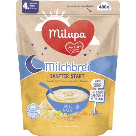 Milupa Milchbrei Sanfter Start ab 4. Monat