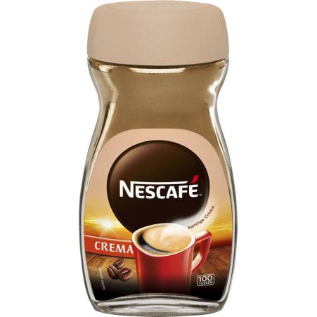 NESCAFE Classic Crema löslicher Kaffee