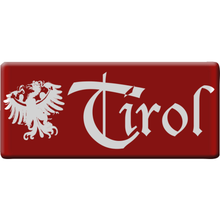 ***** Autoaufkleber Tirol