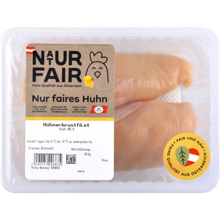 Naturfair Hühnerbrustfilet