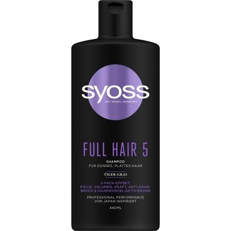 Syoss Syoss Shampoo Full Hair5