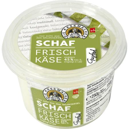 Die Käsemacher Schafsgupferl 45%