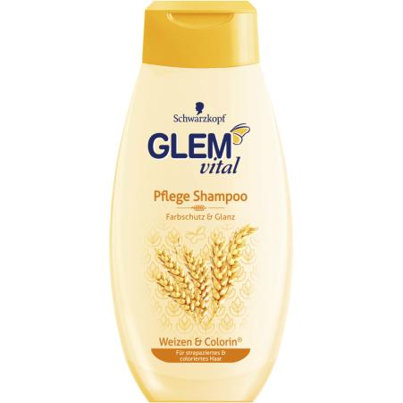 Schauma Glem Vital Pflege Shampoo Weizen & Colorin
