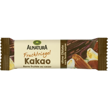 Alnatura Bio Fruchtriegel Kakao