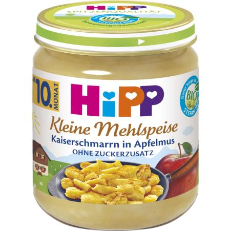 HiPP Kaiserschmarrn mit Apfelmus 10. Monat