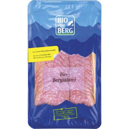 BIO vom BERG Bio Bergsalami
